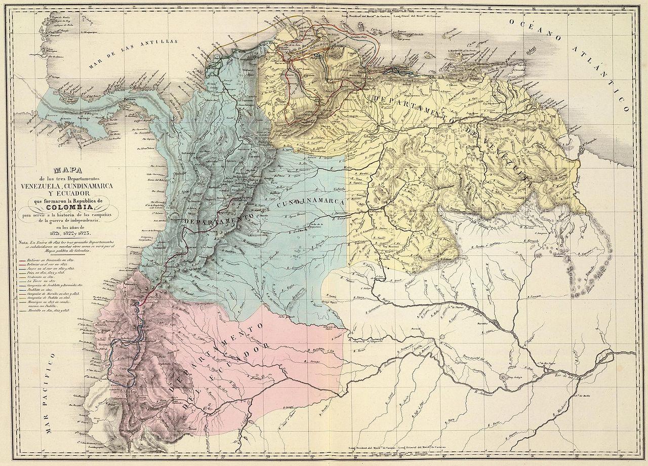 Imagen de referencia de Bicentenario: Congreso de Angostura