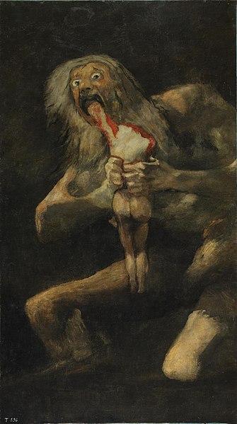 Imagen de referencia de Canibalismo