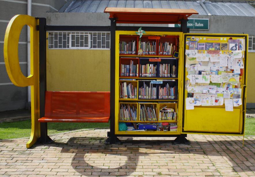 Imagen de referencia de Cajón Digital para jóvenes y adultos.