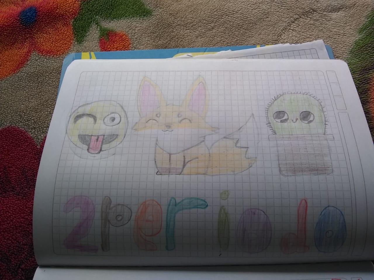 Imagen de referencia de Luzma lee