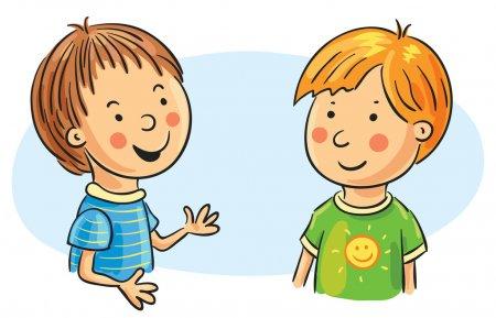 Imagen de referencia de Niños