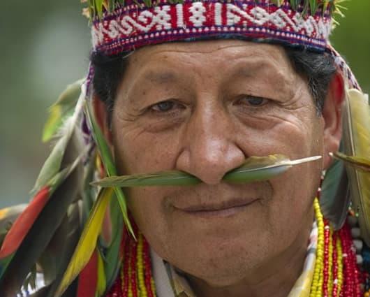 Imagen de referencia de Poesía Indígena.