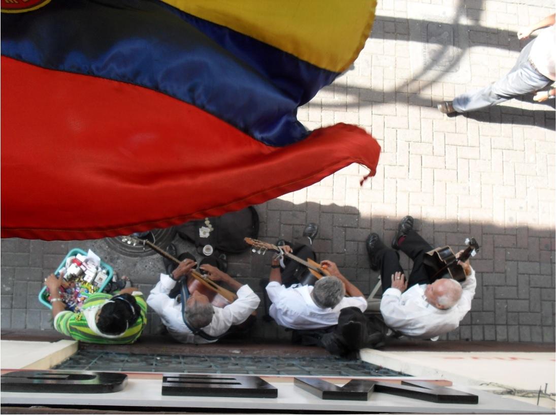 Imagen de referencia de Música colombiana