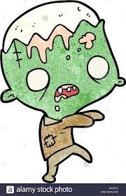 Imagen de referencia de zombis y extraterrestres