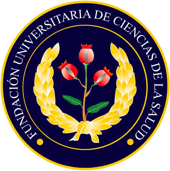 Logo Biblioteca Fundación Universitaria de Ciencias de la Salud