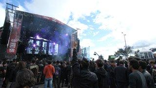 Público Rock al parque 2015