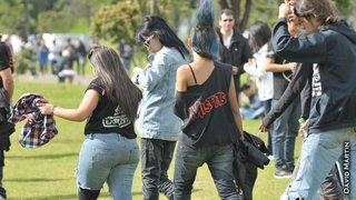 Público Rock al Parque por Orbita Rock