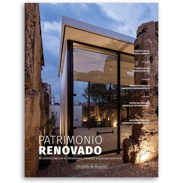 Imagen de referencia Instituto Distrital de Patrimonio Cultural (IDPC) - Arquitectura y Urbanismo