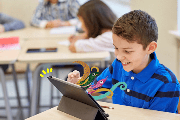 Imagen de referencia Literatura para niños y jóvenes