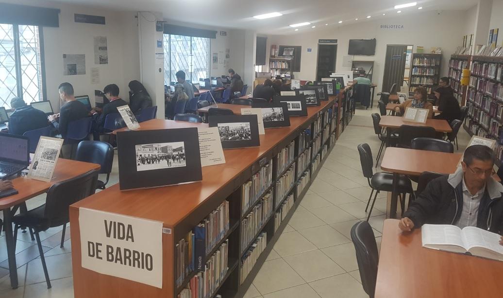 Avatar creador Biblioteca Publica Las Ferias